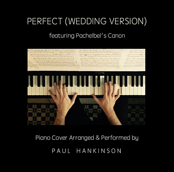 Paul Hankinson - Perfect (Wedding Version) ноты для фортепиано