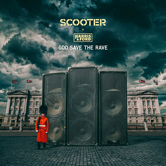 Scooter, Harris & Ford - God Save the Rave ноты для фортепиано