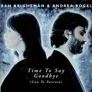 Andrea Bocelli и др. - Time to Say Goodbye ноты для фортепиано