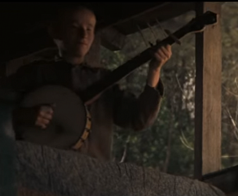 Arthur Smith - Dueling Banjos (Theme from Deliverance) ноты для фортепиано
