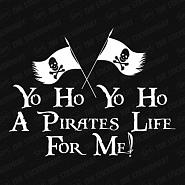 The Mellomen - Yo Ho (A Pirate's Life for Me) ноты для фортепиано