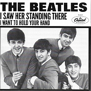 Ноты The Beatles - I Saw Her Standing There