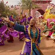 Will Smith - Prince Ali (From Aladdin 2019) ноты для фортепиано