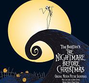 Danny Elfman - This Is Halloween (OST The Nightmare Before Christmas) ноты для фортепиано