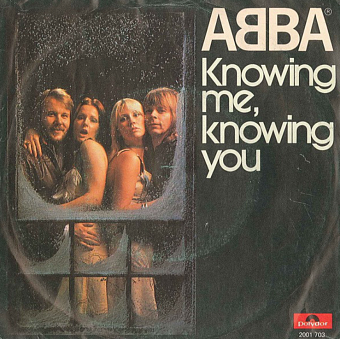 ABBA - Knowing Me, Knowing You ноты для фортепиано