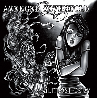 Avenged Sevenfold - Almost Easy ноты для фортепиано