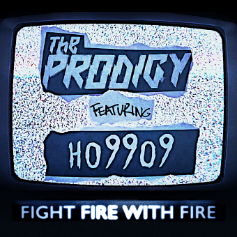 The Prodigy, HO99O9 - Fight Fire with Fire ноты для фортепиано