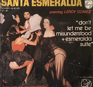 Santa Esmeralda - Don't Let Me Be Misunderstood ноты для фортепиано