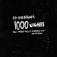 Ноты Ed Sheeran - 1000 Nights