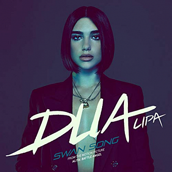 Dua Lipa - Swan Song (From the Motion Picture Alita: Battle Angel) ноты для фортепиано