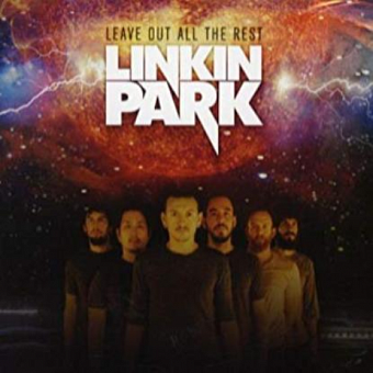 Linkin Park - Leave Out All The Rest ноты для фортепиано