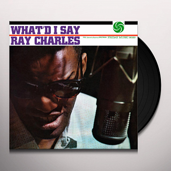 Ray Charles - What'd I Say ноты для фортепиано