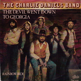 Charlie Daniels Band - The Devil Went Down to Georgia ноты для фортепиано