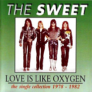 Ноты Sweet - Love Is Like Oxygen