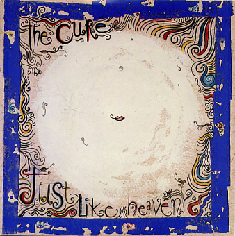 The Cure - Just Like Heaven ноты для фортепиано