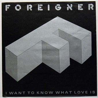 Foreigner - I Want To Know What Love Is ноты для фортепиано