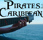 Eddie van der Meer - Pirates of the Caribbean Theme ноты для фортепиано