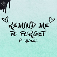 Miguel и др. - Remind Me to Forget ноты для фортепиано