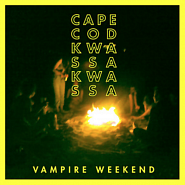 Vampire Weekend - Cape Cod Kwassa Kwassa ноты для фортепиано
