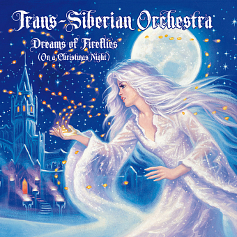 Trans-Siberian Orchestra - Dreams of Fireflies (On A Christmas Night) ноты для фортепиано