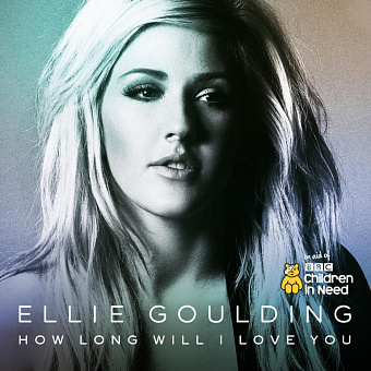 Ellie Goulding - How Long Will I Love You ноты для фортепиано