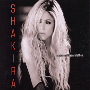 Shakira - Underneath Your Clothes ноты для фортепиано