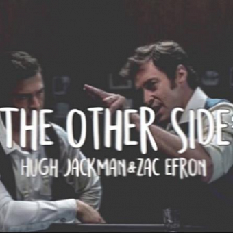 Hugh Jackman, Zac Efron - The Other Side ноты для фортепиано