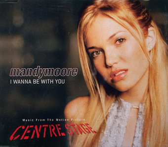 Mandy Moore - I Wanna Be With You ноты для фортепиано