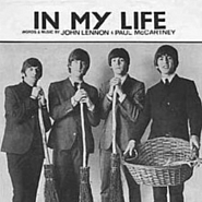 Ноты The Beatles - In My Life