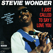 Stevie Wonder - I Just Called To Say I Love You ноты для фортепиано