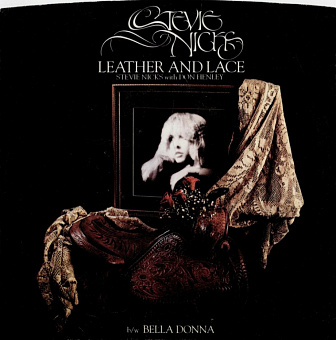 Stevie Nicks - Leather and Lace ноты для фортепиано