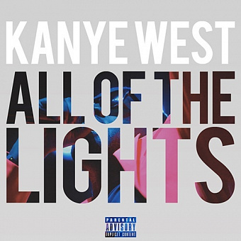 Kanye West, Rihanna, Kid Cudi - All of the Lights ноты для фортепиано