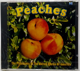 The Presidents of the United States of America - Peaches ноты для фортепиано