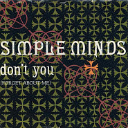 Simple Minds - Don't You (Forget About Me) ноты для фортепиано