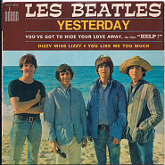The Beatles - You've Got to Hide Your Love Away ноты для фортепиано