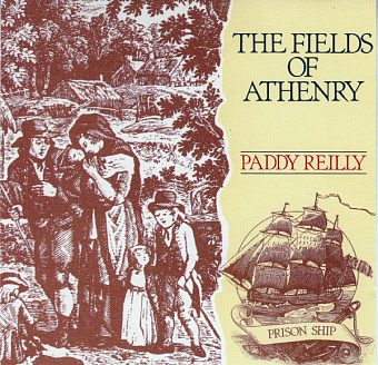 Paddy Reilly - The Fields of Athenry ноты для фортепиано