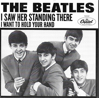 The Beatles - I Saw Her Standing There ноты для фортепиано