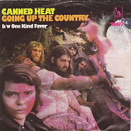 Canned Heat - Going Up the Country ноты для фортепиано