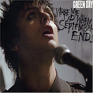 Green Day - Wake Me Up When September Ends ноты для фортепиано