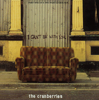 The Cranberries - I Can't Be With You ноты для фортепиано