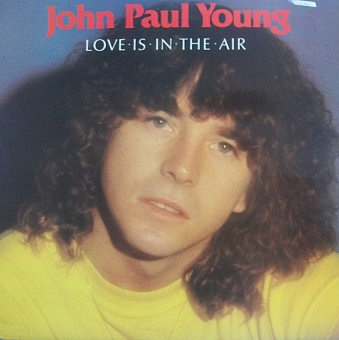 John Paul Young - Love is in the Air ноты для фортепиано