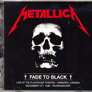 Ноты Metallica - Fade to Black